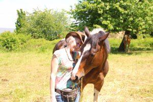 Pferdeflüstern und Kommunikation mit Körpersprache